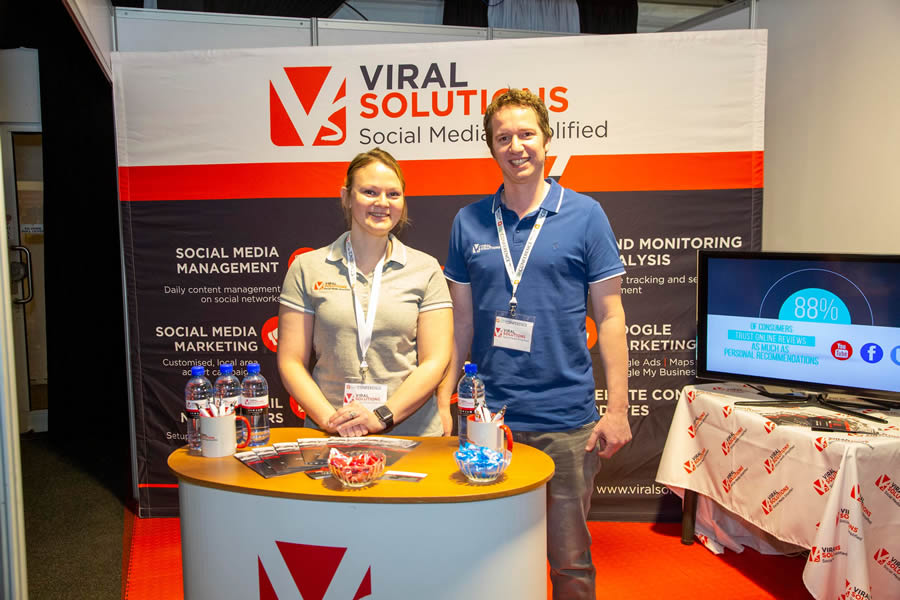 The Viral Solutions Team - Lize and Duard